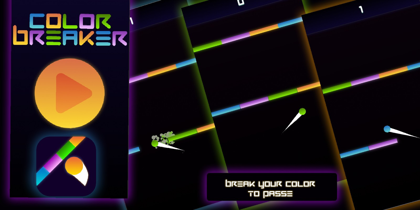 Color Breaker - Complete Unity Project