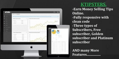 KTipsters - Sports Betting Tips Platform