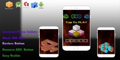 Duo - Buildbox Template