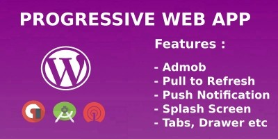 Progressive Web App For Wordpress