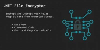 .NET File Encryptor