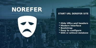 Norefer - Powerful Dereferer System PHP
