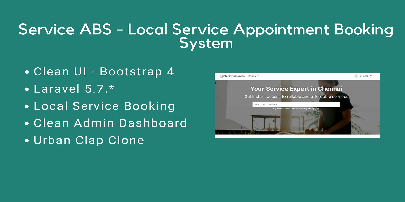 Service ABS - Service Appointment Booking System