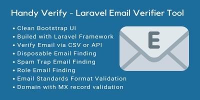 Handy Verify - Email Verification Tool