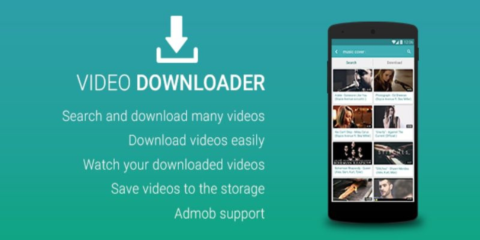 vimeo video download android