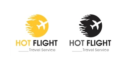 Hot Flight logo