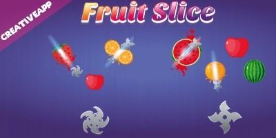 Fruit Slice - Buildbox Template