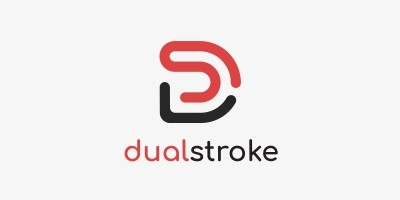 Dual Stroke Logo