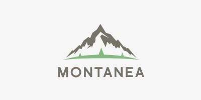 Montanea Logo Template