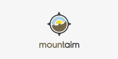 Mountaim Logo Template