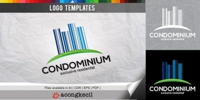 Condominium - Logo Template