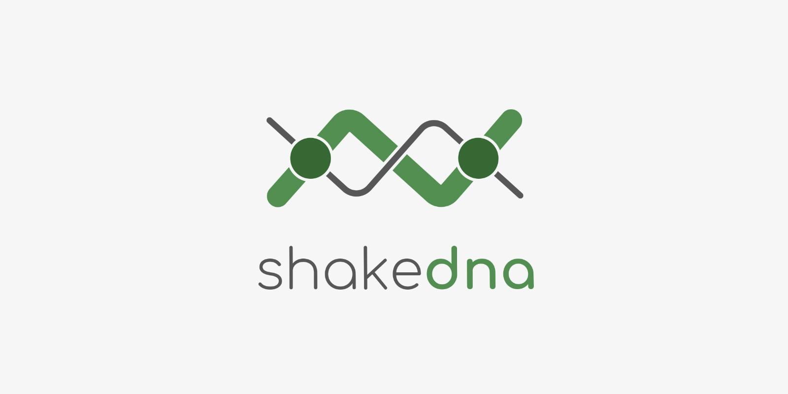 Shake DNA Logo