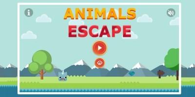 Animals Escape Buildbox Template