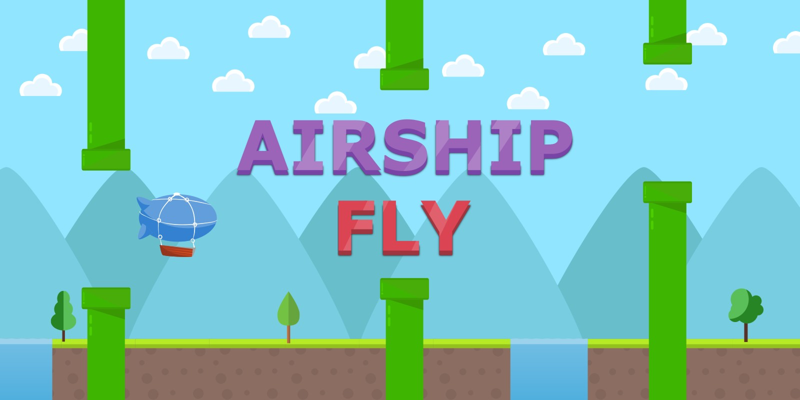 Airship Fly - BBDOC Template
