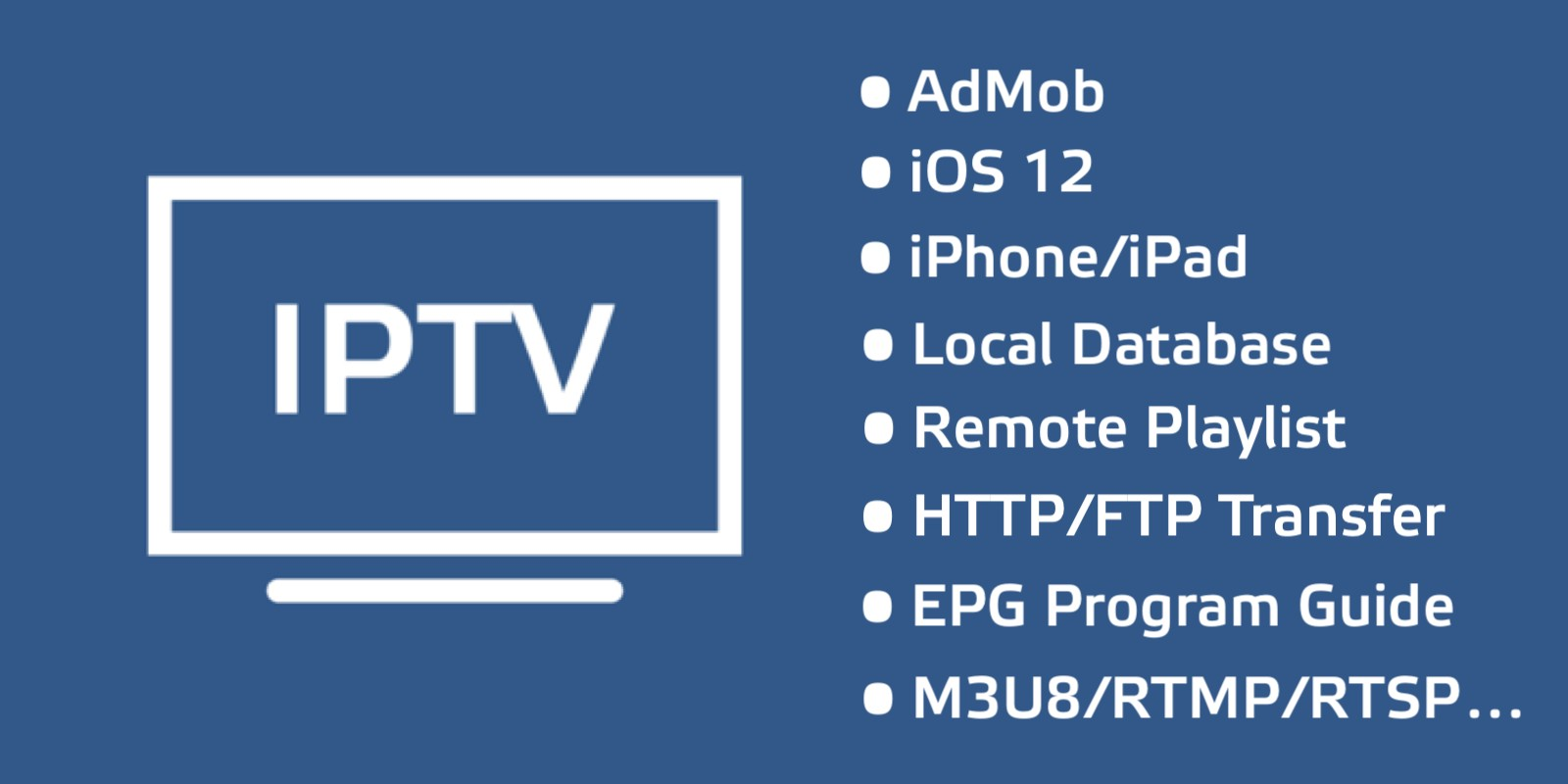 Play TV - iOS App Source Code