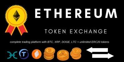 TokenX - Ethereum Token Exchange Script