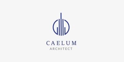 Caelum Logo Template