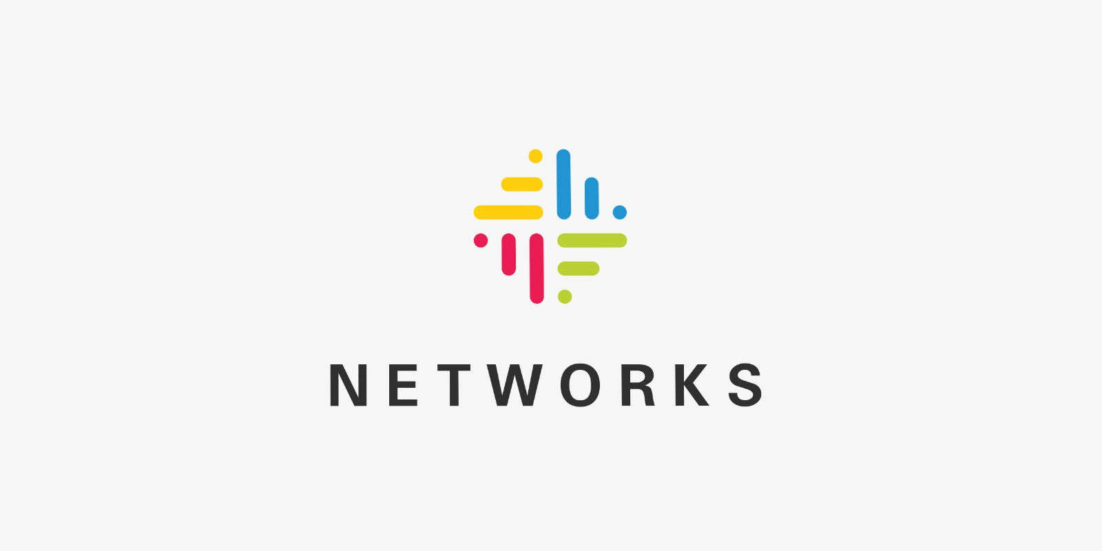 Networks Logo Template