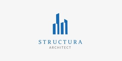 Structura Logo Template