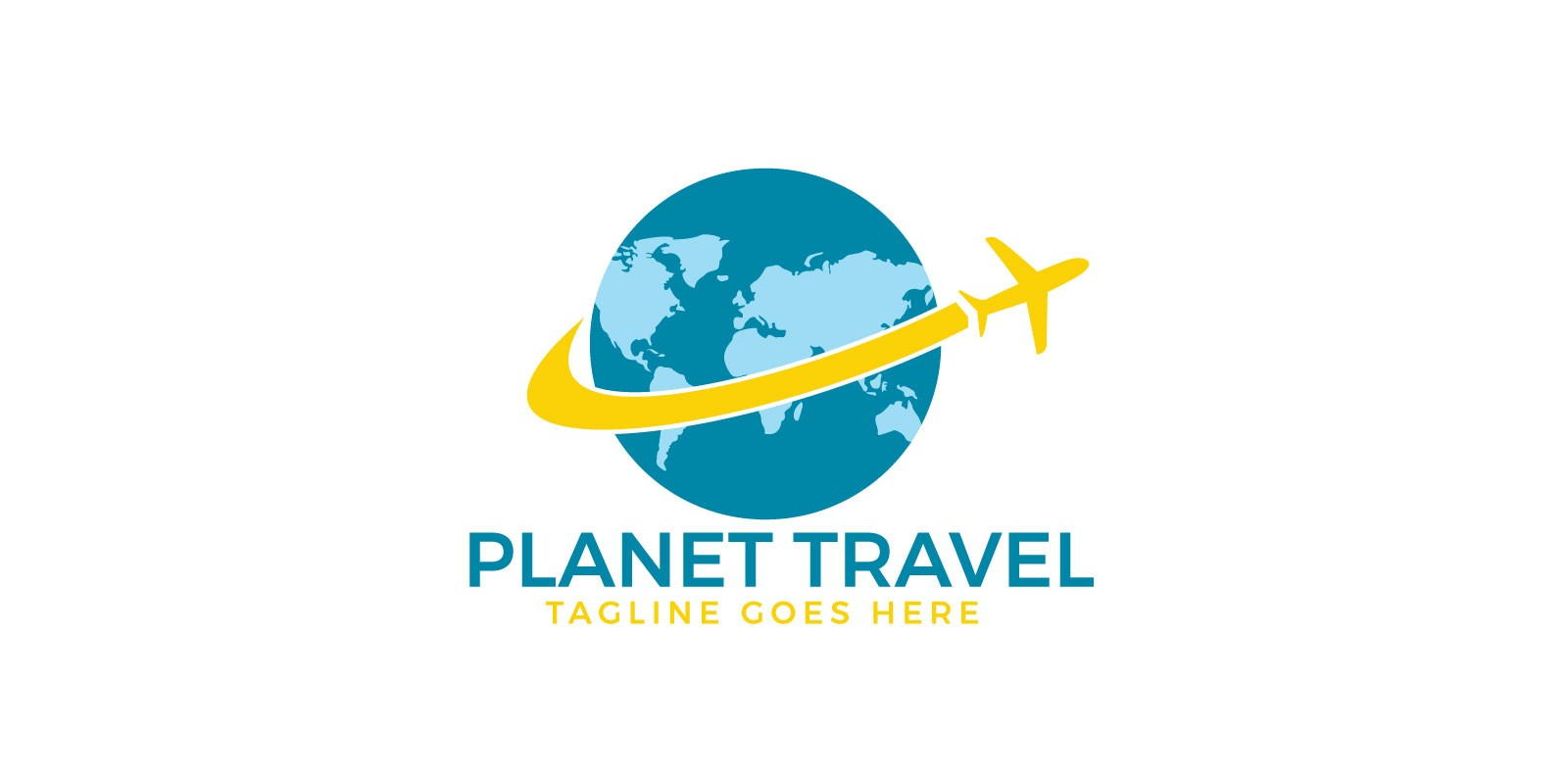 Planet Travel Logo