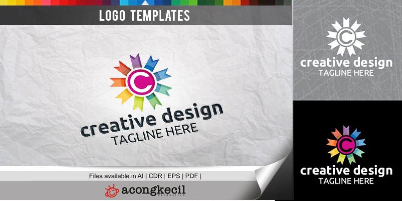 Creative Design - Logo Template