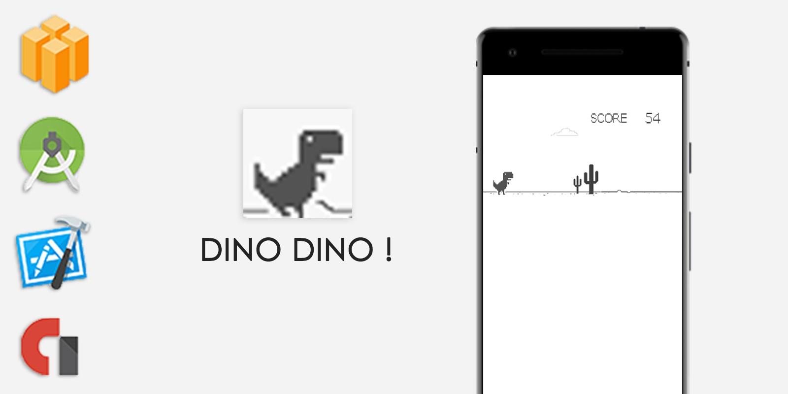 Dino Dino - Buildbox Template