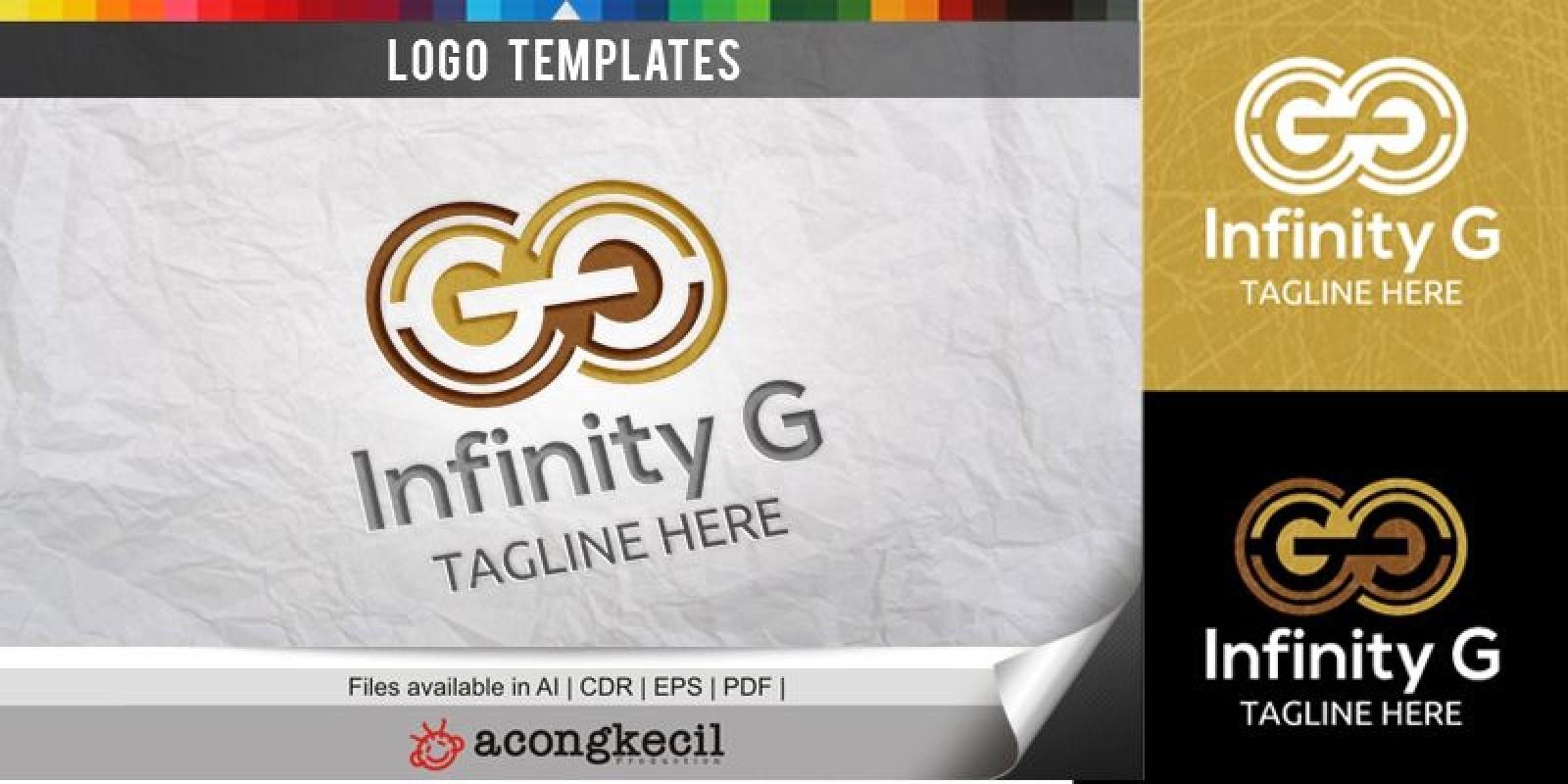 Infinity G - Logo Template