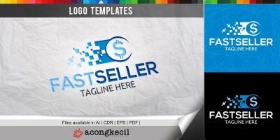 FastSeller - Logo Template