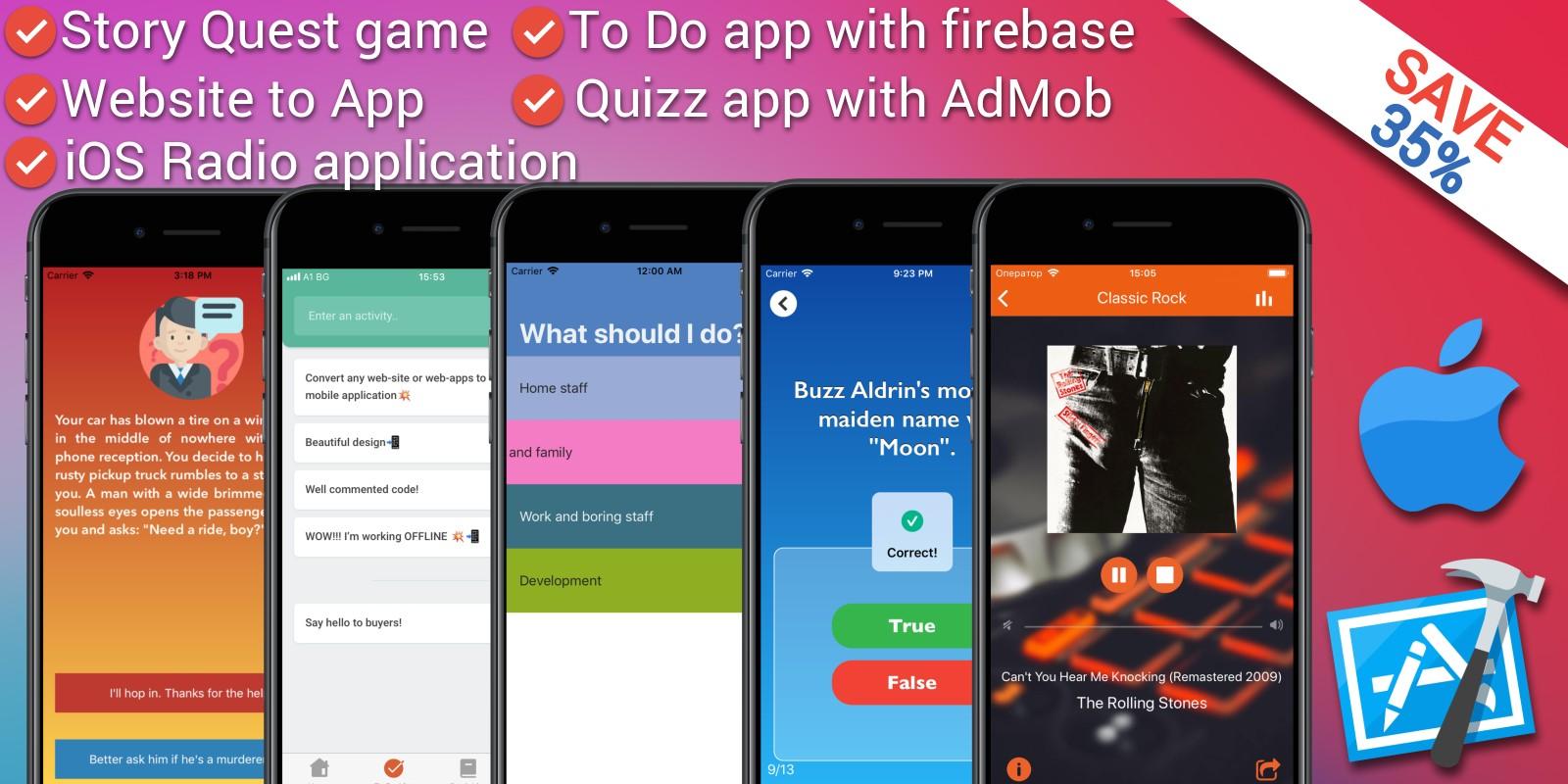 iOS Applications bundle