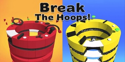 Break the Hoops - Unity Source Code