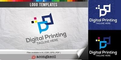 DigitalPrinting - Logo Template