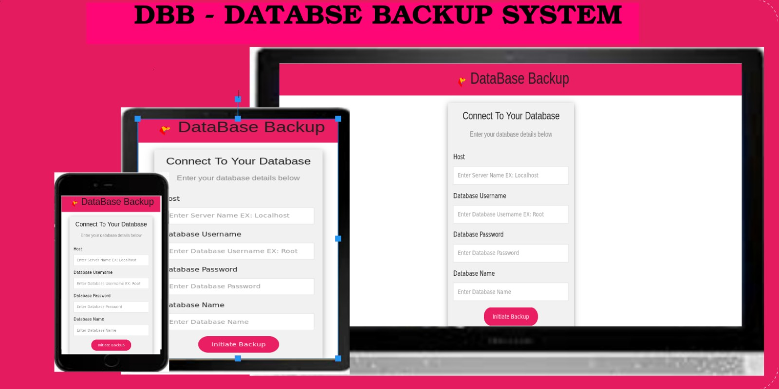 DBB - DataBase Backup System PHP