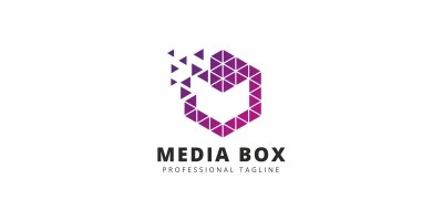 Media Box M Logo