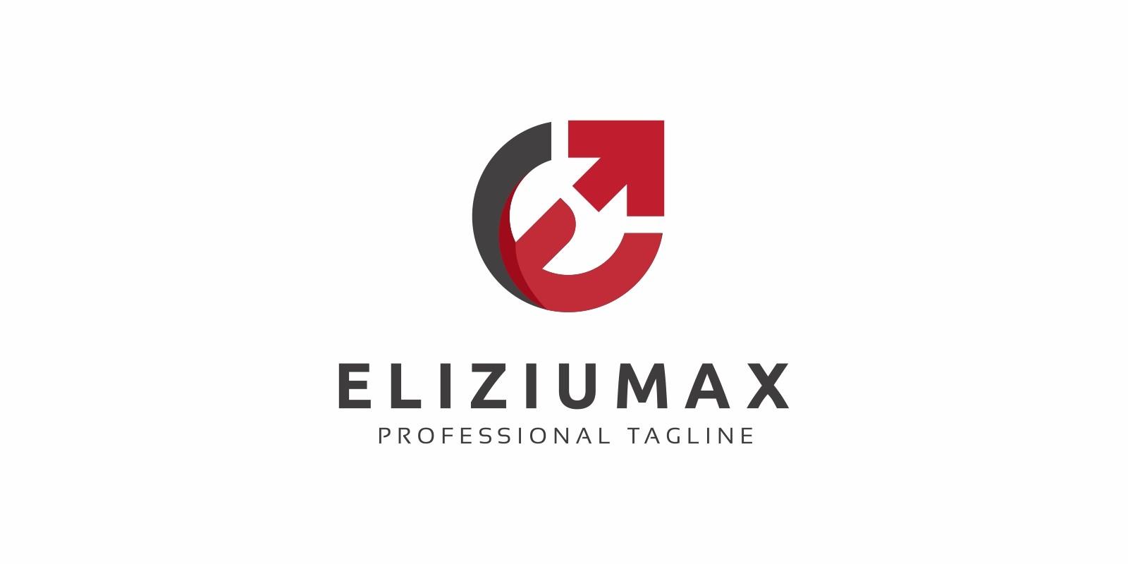 Eliziumax E Letter Logo