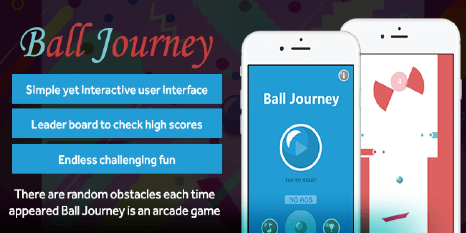 Ball Journey - iOS Source Code