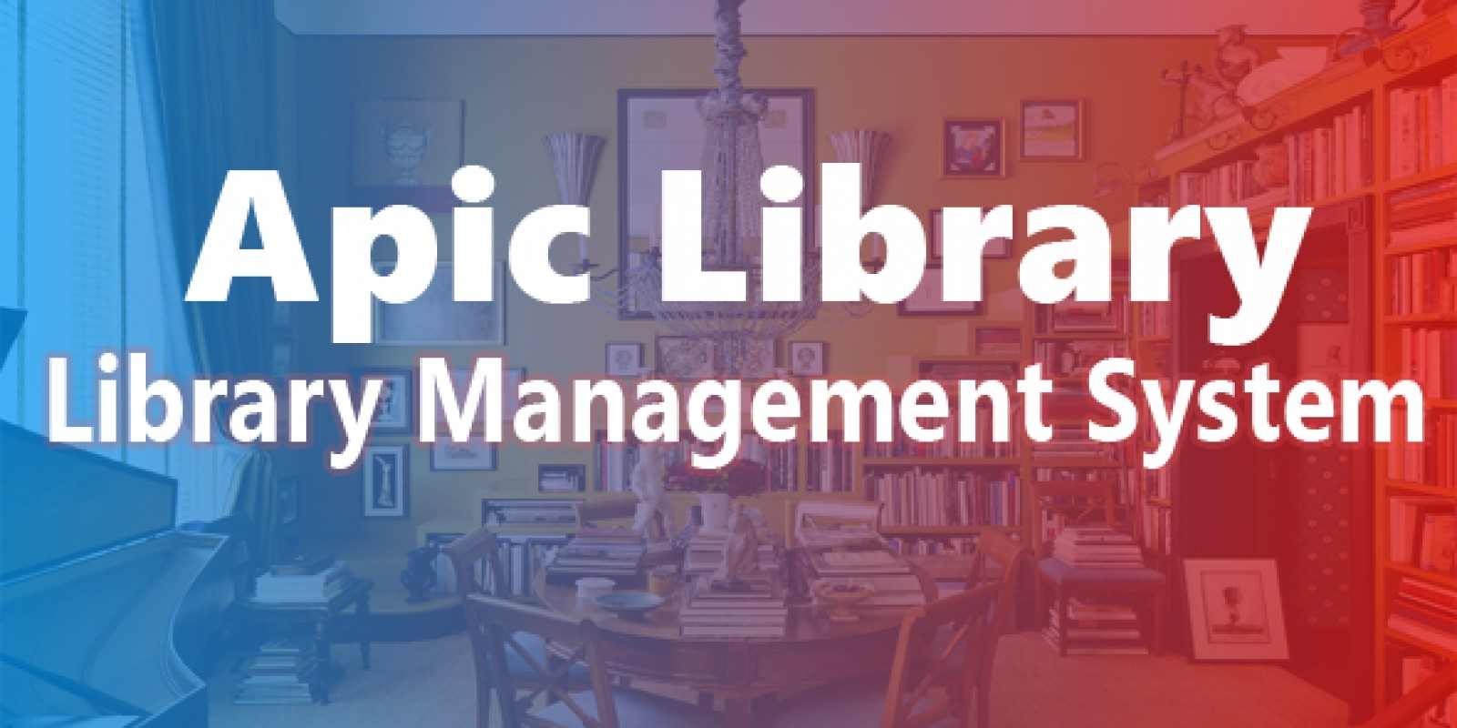 Library Management System PHP Script
