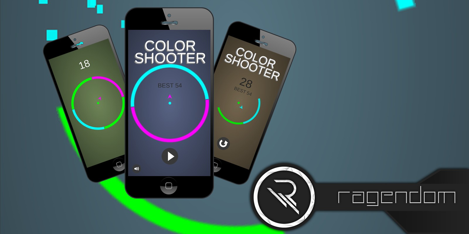 Color Shooter - Complete Unity Game