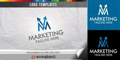 Marketing - Logo Template