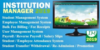 Multi School Management System PHP