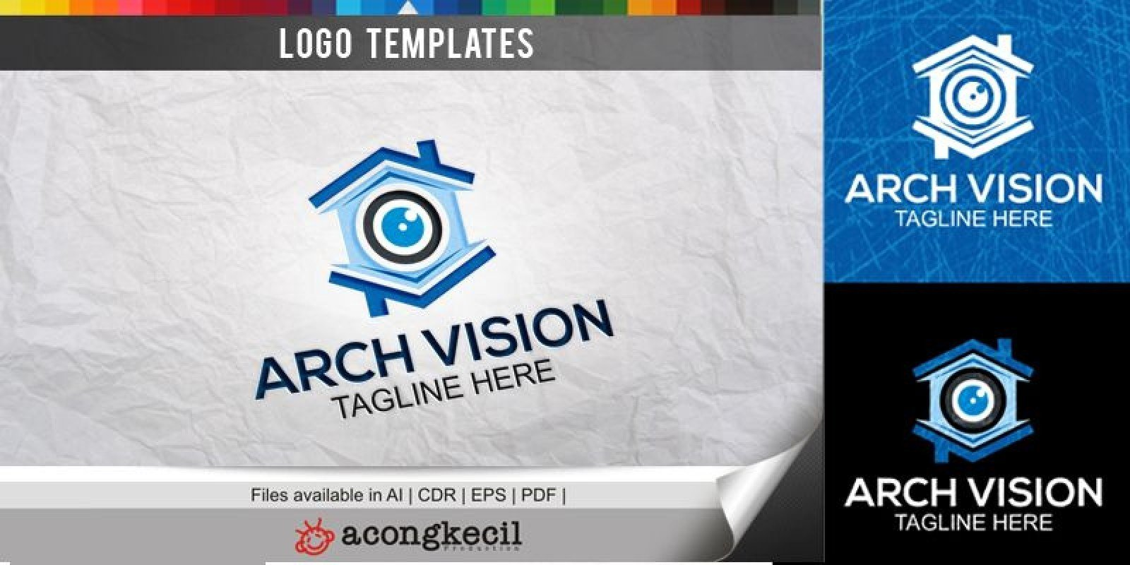 Arch Vision - Logo Template