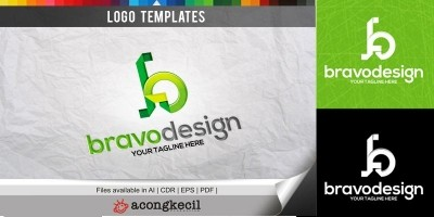 Bravo Design - Logo Template