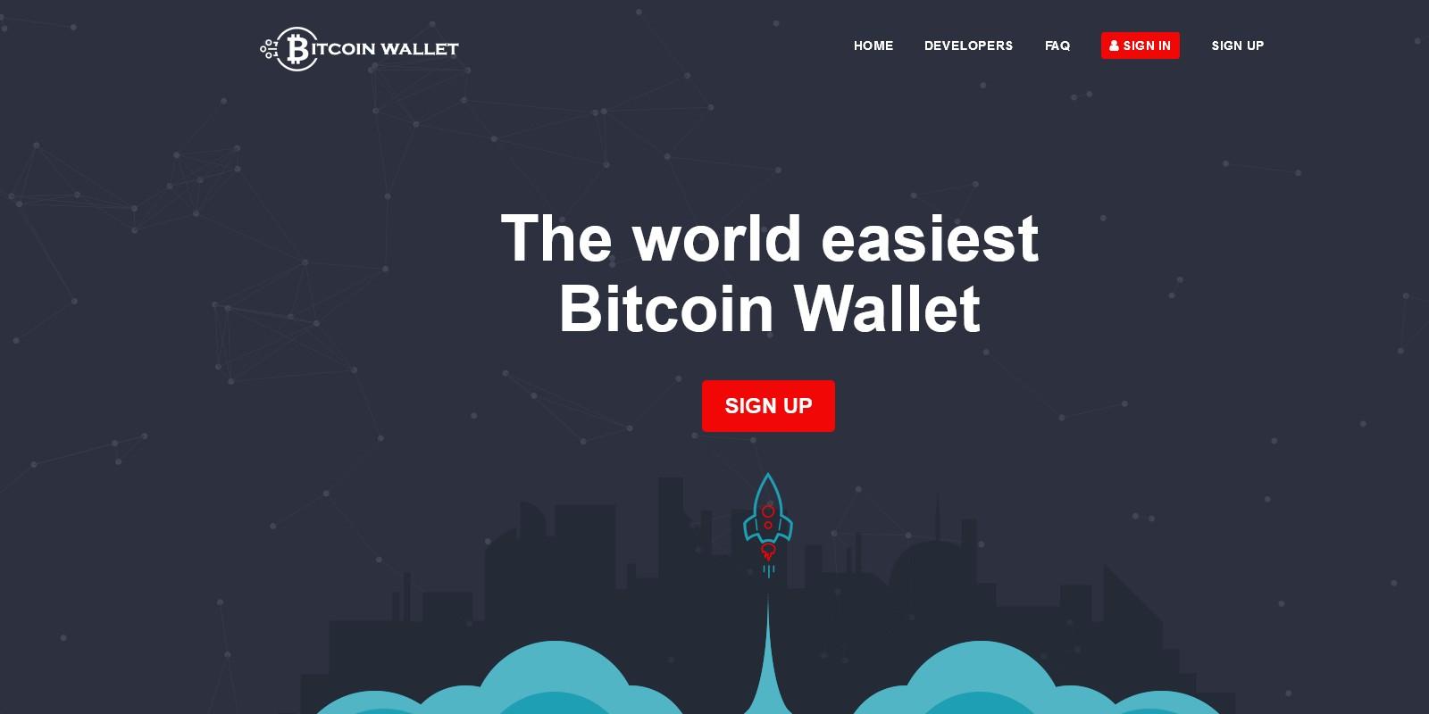 BitcoinWallet PHP Script