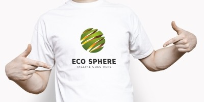 Eco Sphere Logo