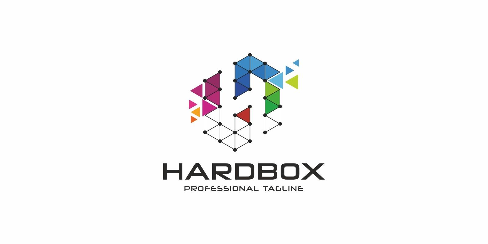 Hardbox H Letter Logo