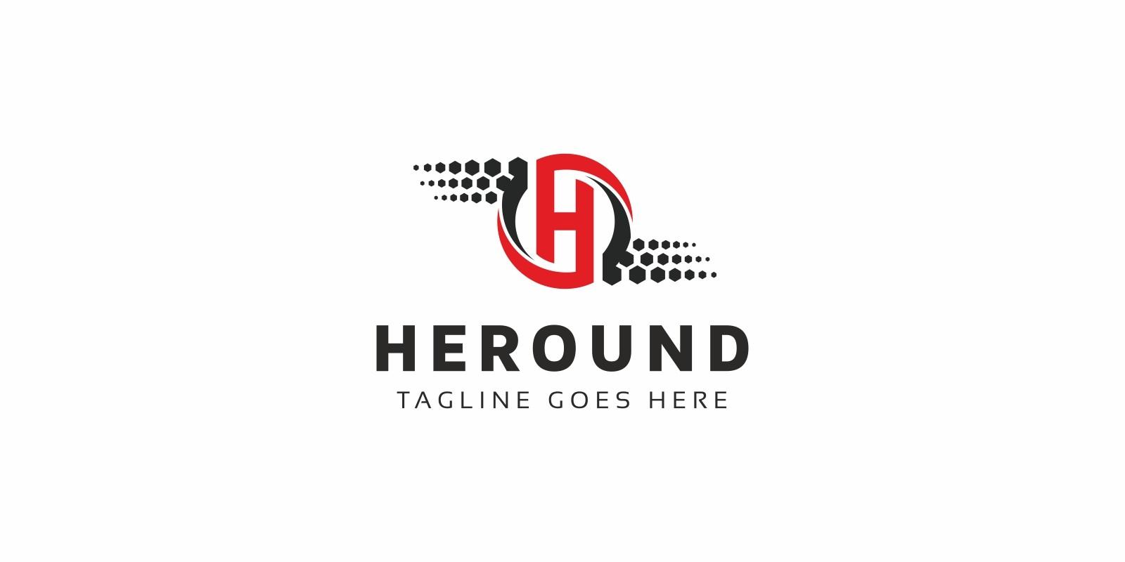 Heround H Letter Logo
