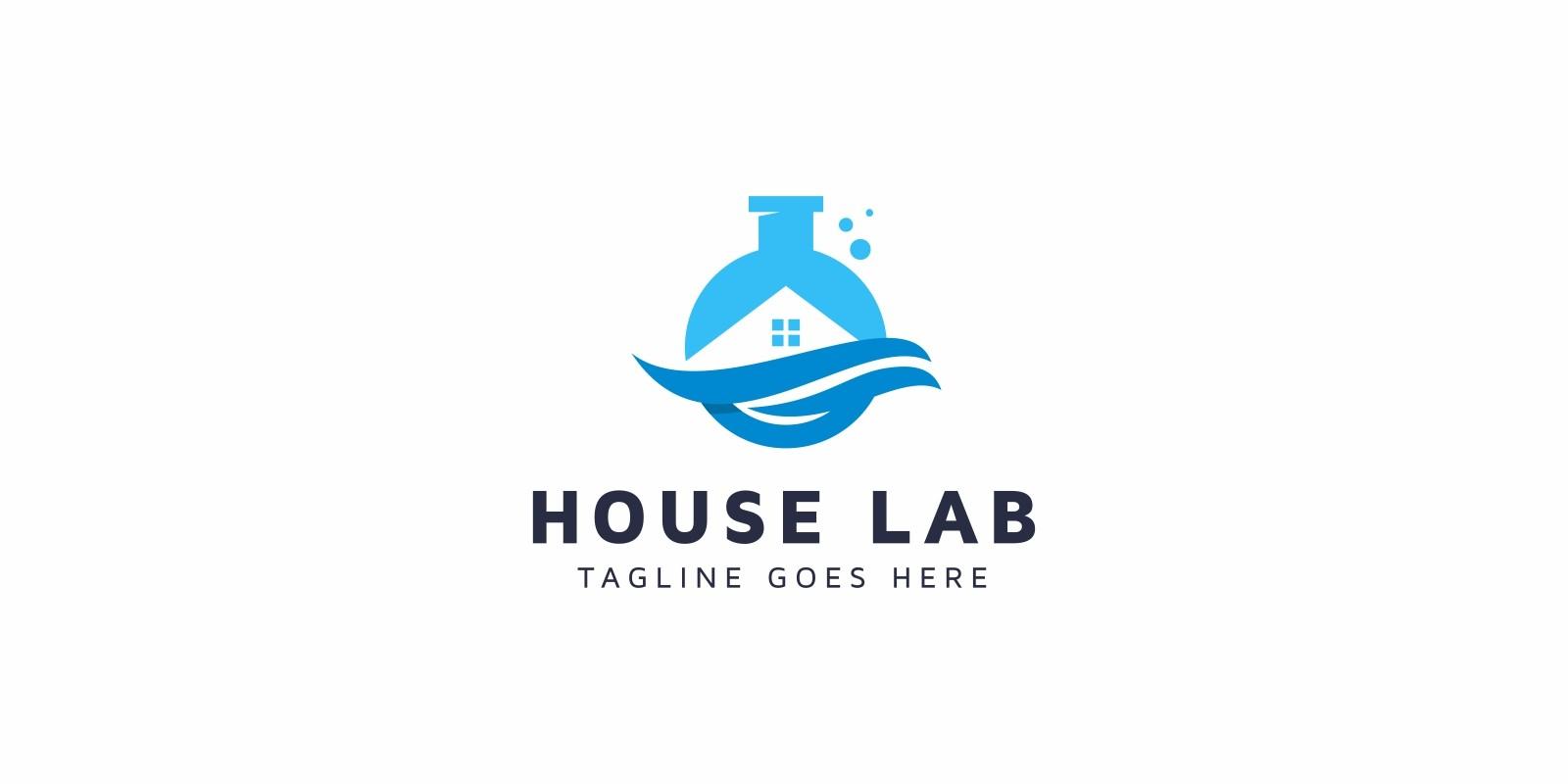 House Lab Logo