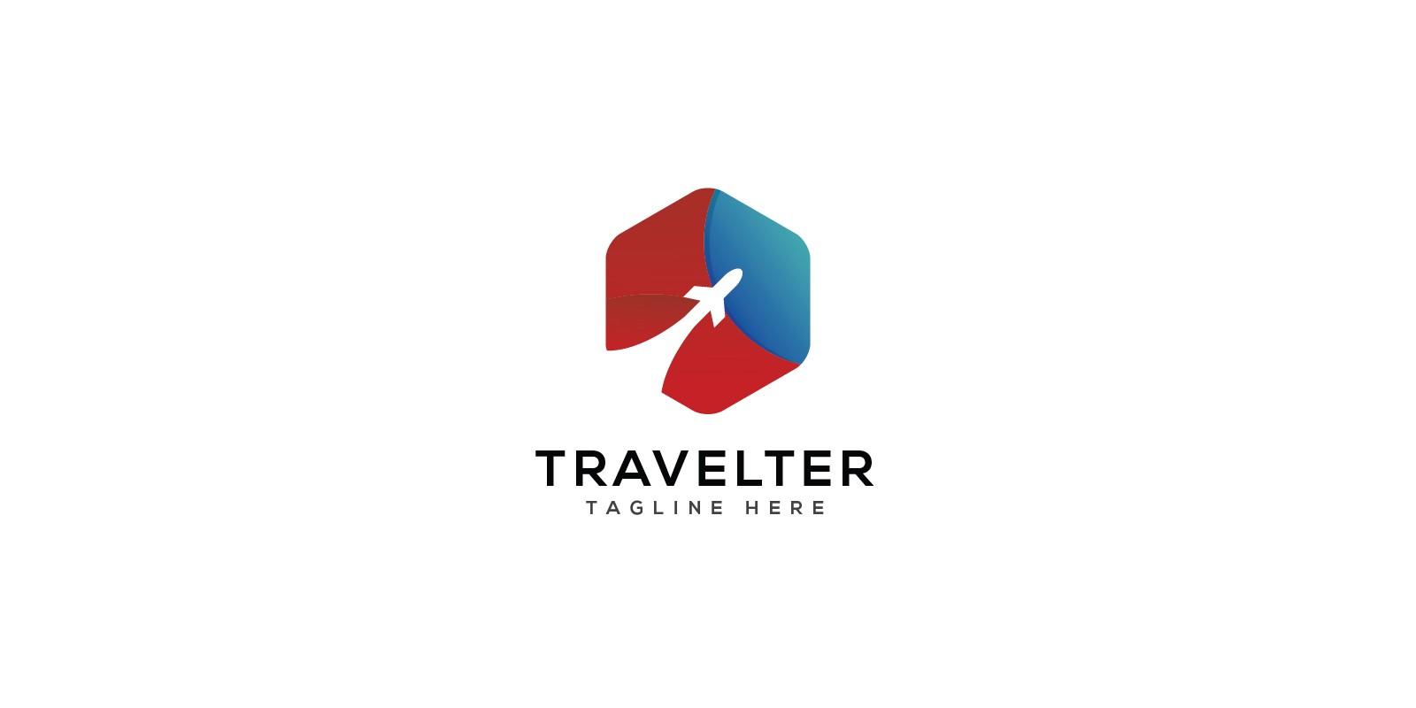 Travelter Logo