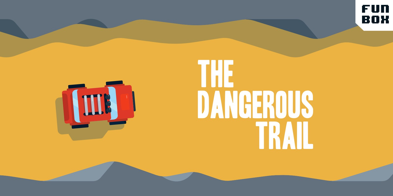 The Dangerous Trail - Premium Buildbox Template