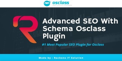 Advanced SEO With Schema Osclass Plugin