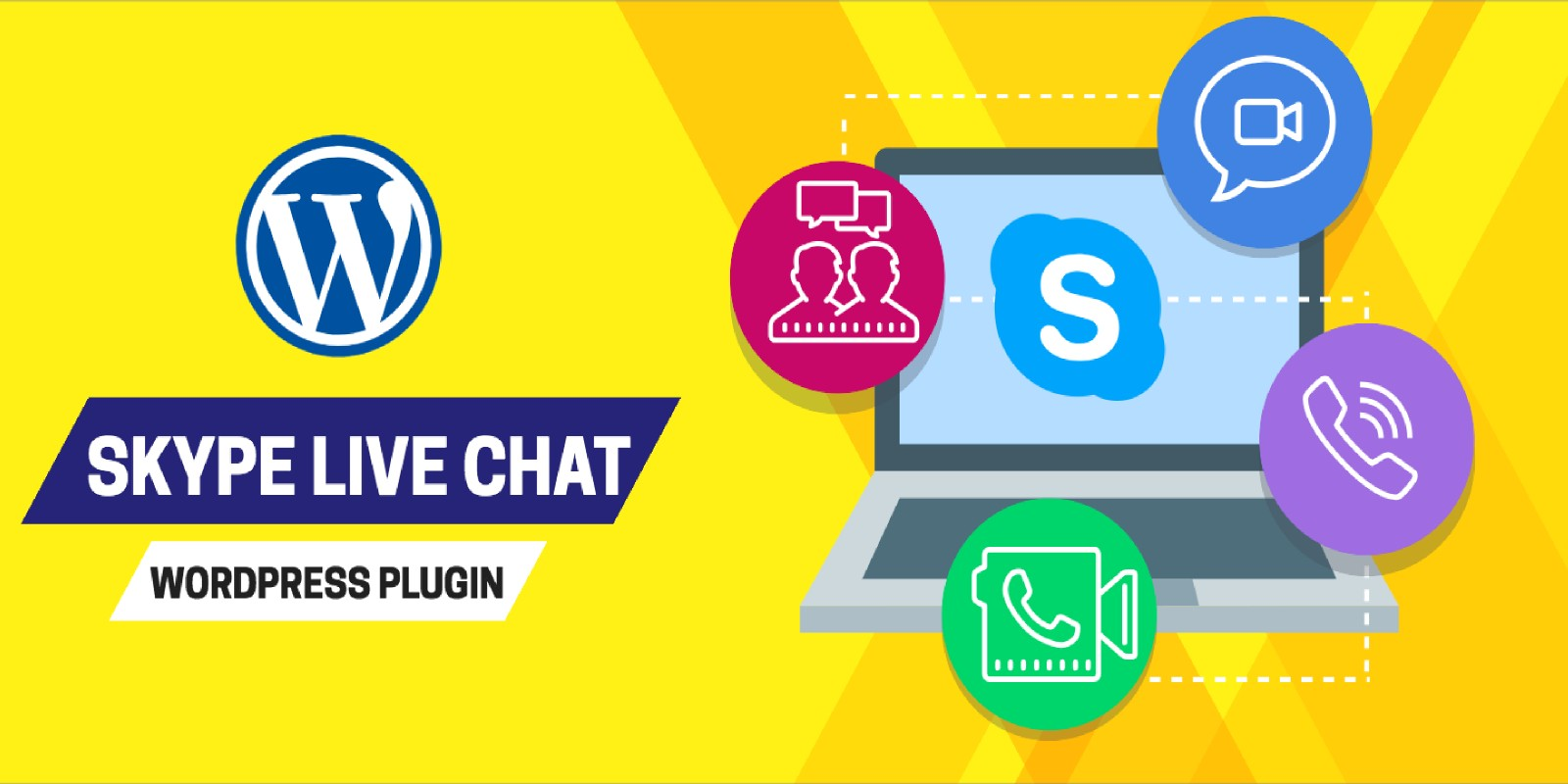 Skype Live Chat Wordpress Plugin